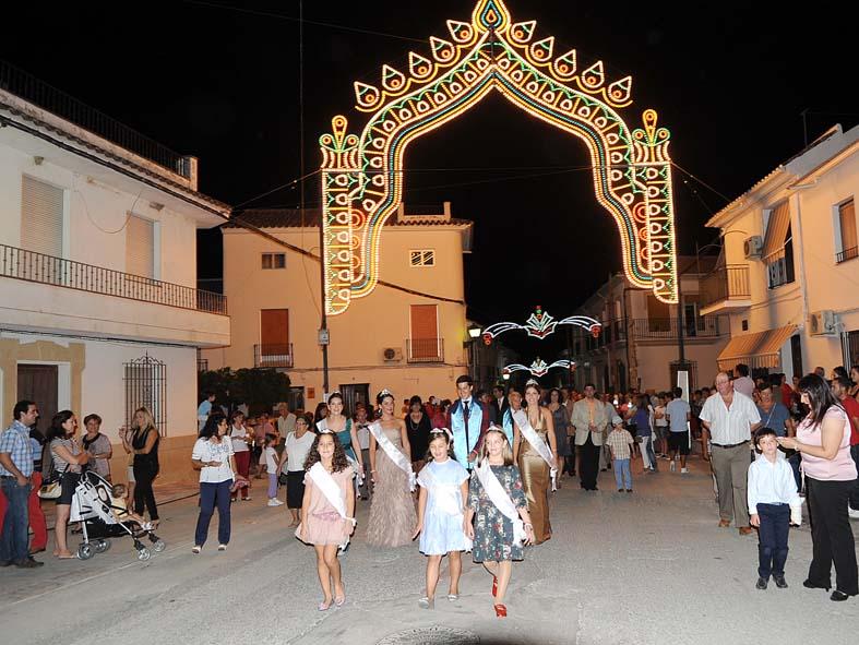 La Feria Real de San Miguel