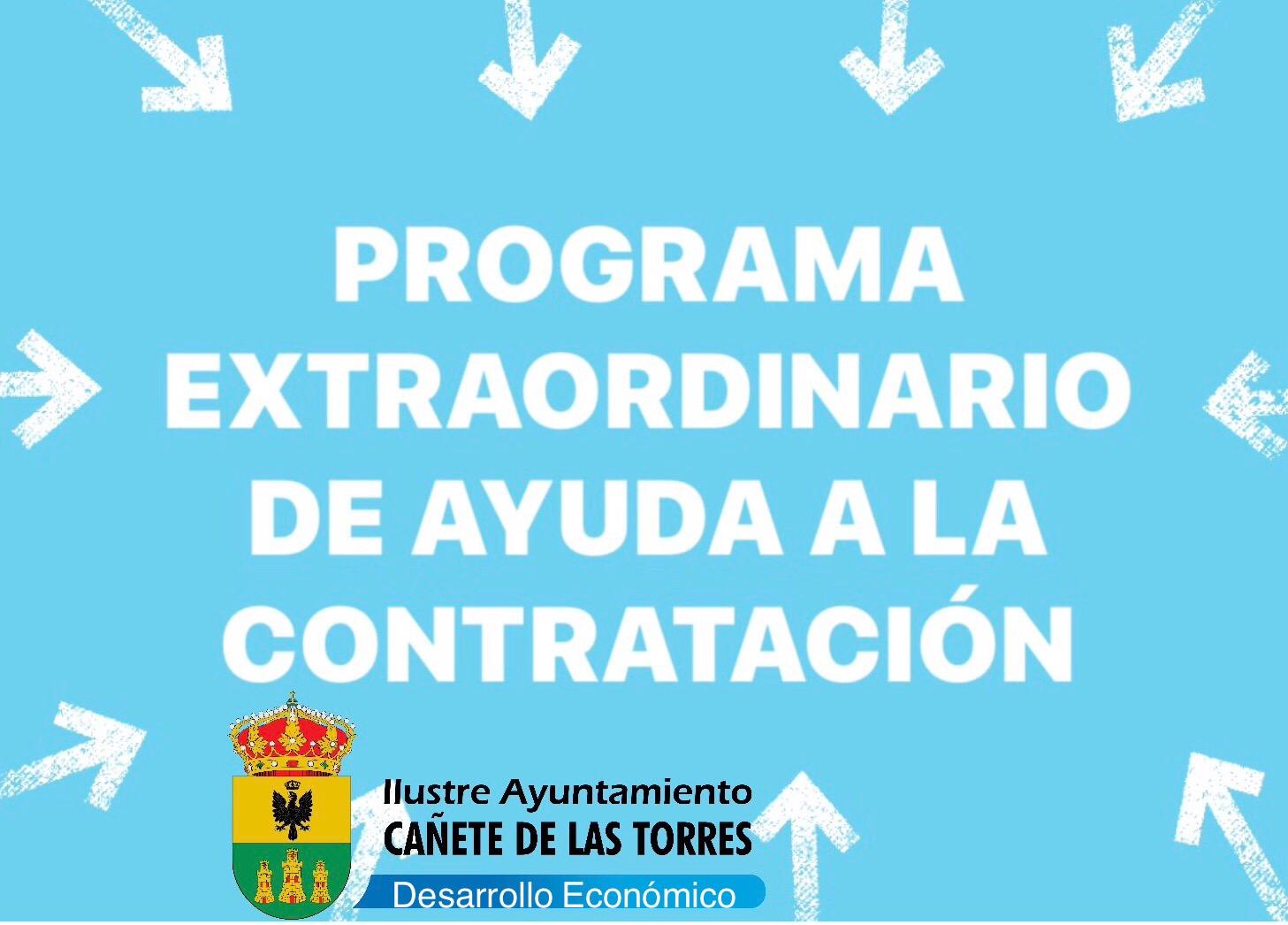 Programa Extraordinario de Contratación 2017