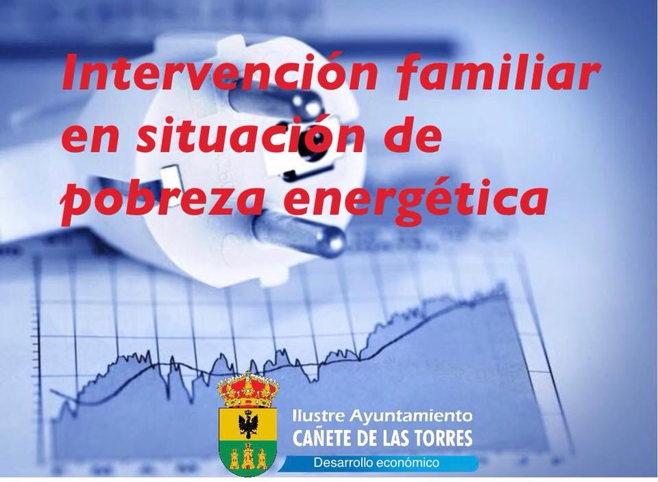 INTERVENCIÓN FAMILIAR EN SITUACIÓN DE POBREZA ENERGÉTICA 1