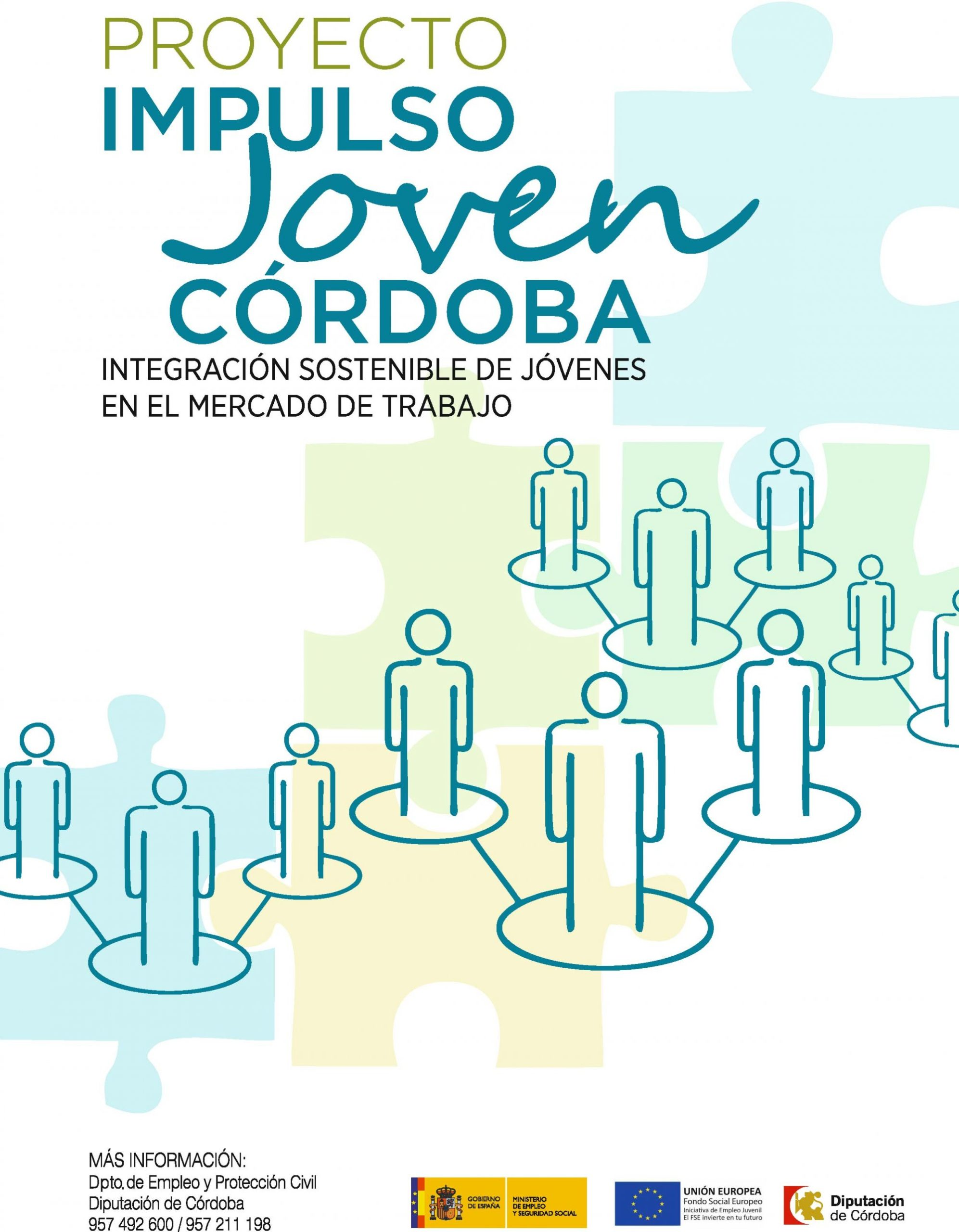 Proyecto impulso joven Córdoba, formación y orientación laboral 1