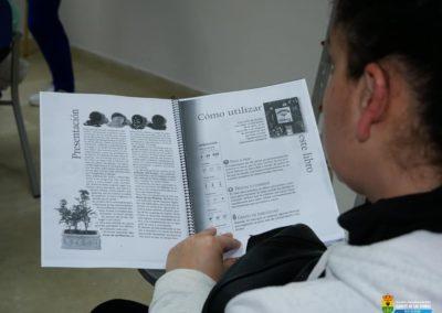 """INAUGURADO EL CURSO DE """"JARDINERÍA, PODA Y VIVERISMO"""" PROMOVIDO POR EL ÁREA DE IGUALDAD DEL AYUNTAMIENTO DE CAÑETE DE LAS TORRES 2"""