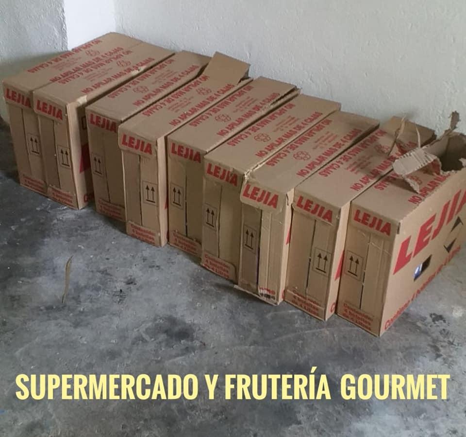 material donado super gourmet