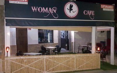 Woman Café