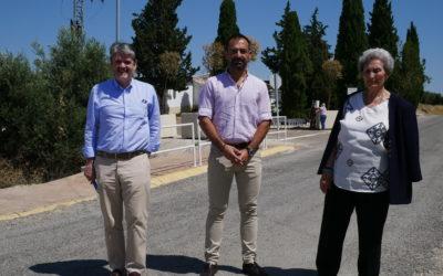 El Ayuntamiento de Cañete de las Torres compra un terreno anexo al cementerio municipal para su ampliación