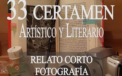 Abierta la convocatoria del 33 Certamen Artístico y Literario de Cañete de las Torres