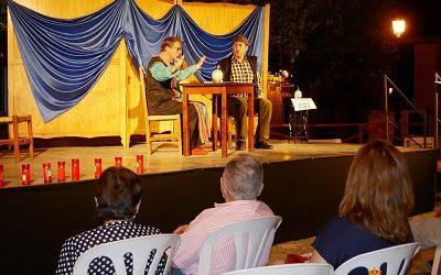 «Florentino, el adivino» teatro para las noches de verano