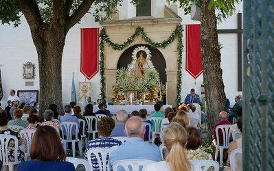 Finalizan las Fiestas Patronales en honor a María Santísima del Campo Coronada