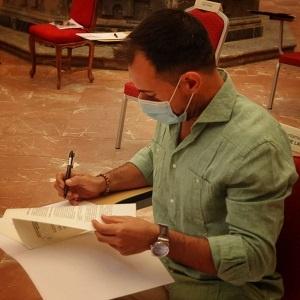 firma convenio Diputación