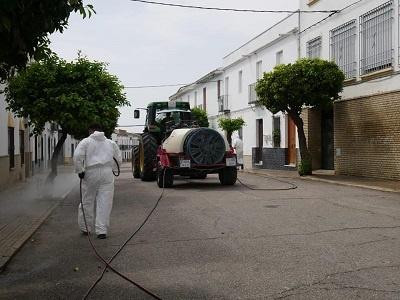 desinfección calles 3