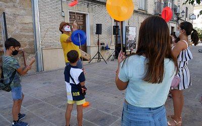 """""""Taller de circo"""" Cirkómico 2020"""
