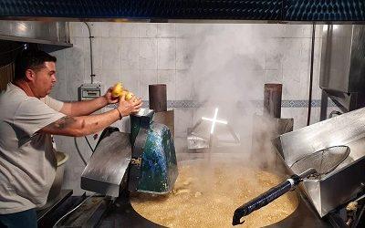 Patatas Fritas en aceite de oliva Raquel