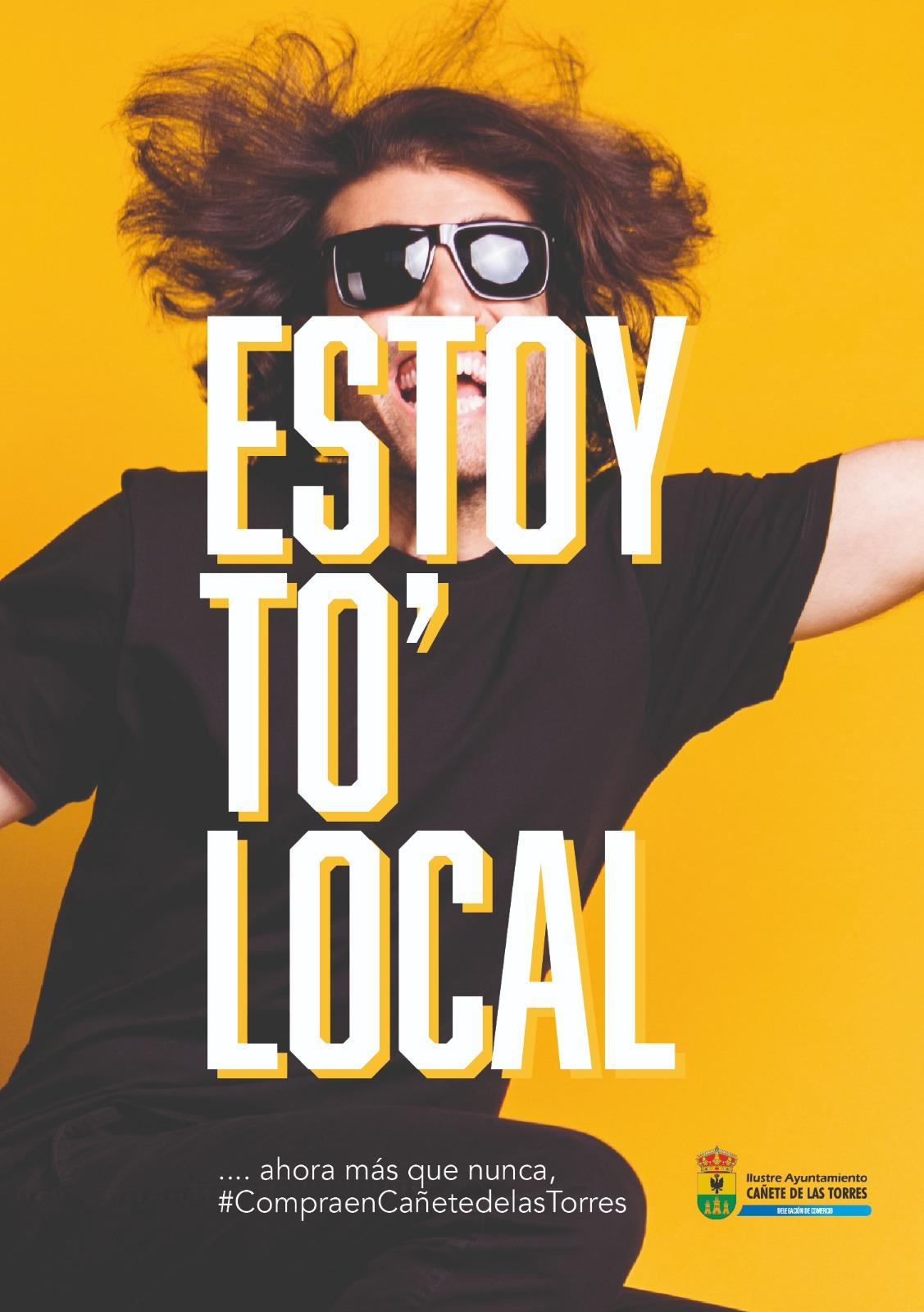 cartel 2 estoy to local