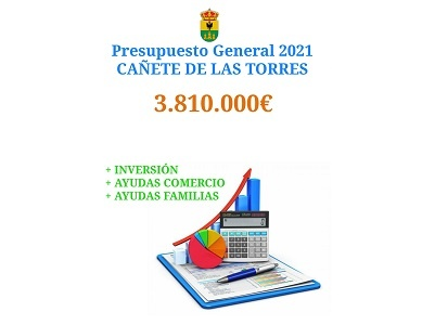 presupuestos municipales 2021