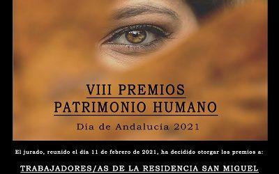 El Ayuntamiento de Cañete de las Torres hace público el fallo del jurado del VIII Edición Premios Patrimonio Humano