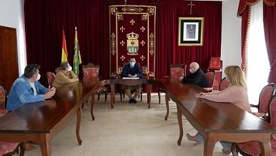 El Ayuntamiento de Cañete de las Torres crea la mesa municipal de acción social