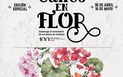 """Bases de participación en las iniciativas propuestas en la edición especial del Festival de las Flores """"Calles en Flor"""" 2021"""