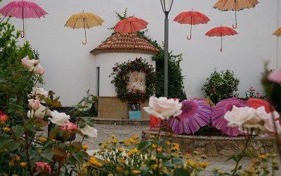 """Cañete de las Torres celebrará una edición especial del Festival de las Flores """"Calles en Flor"""" 2021 dedicada al 100 aniversario de los Patios de Córdoba"""