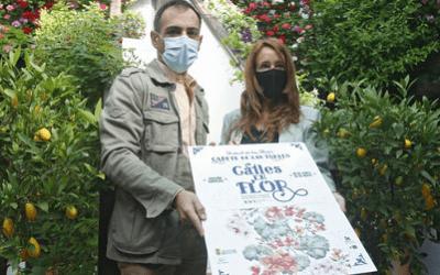 El festival Calles en Flor de Cañete de las Torres conmemora el centenario de los Patios de Córdoba