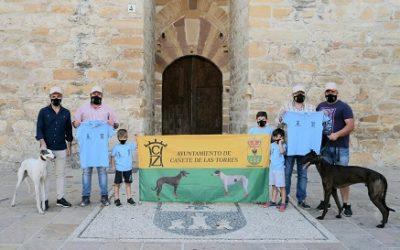 Akiles y Morgan presentes en el Campeonato de Andalucía de Galgos