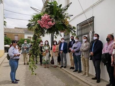 internación calles en flor 2021