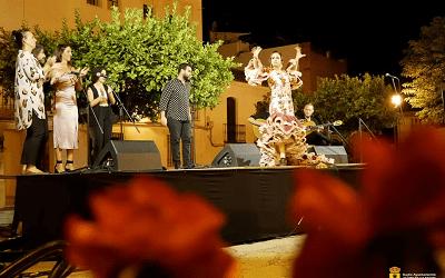 Gala de finalistas del XVIII Certamen Jóvenes Flamencos de Córdoba
